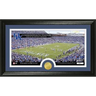 University of Kentucky 'Stadium' Bronze Coin Panoramic Photo Mint