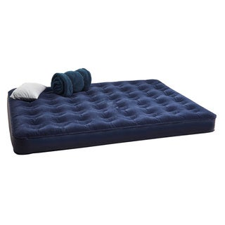 Texsport Built-in Pump Queen Air Bed