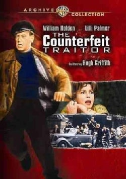 The Counterfeit Traitor (DVD)