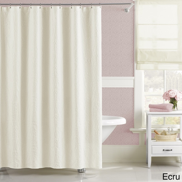 Curtains Ideas » Matelasse Shower Curtain - Inspiring Pictures of ...