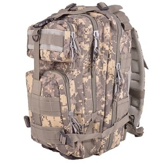 Dash 24/7 Mil-tech Army Combat Tactical Assault Bag Pack Shoulder Molle ACU Backpack