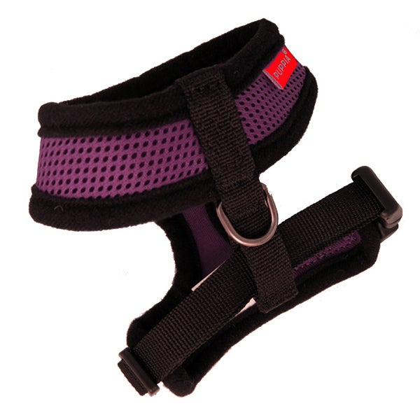 Puppia Purple Soft Harness