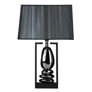 Cortesi Home Framed Rocks 1-light Table Lamp