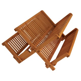 Totally Bamboo Dish Drying Rack