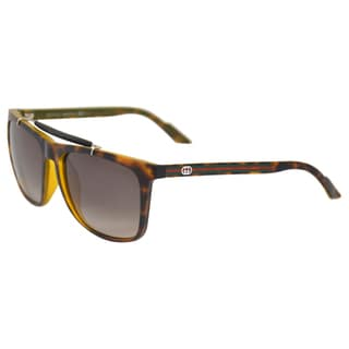 Gucci Men's Matte Black Sunglasses