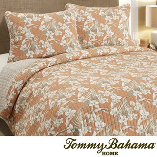 Tommy Bahama Julie Cay 3-piece Cotton Quilt Set