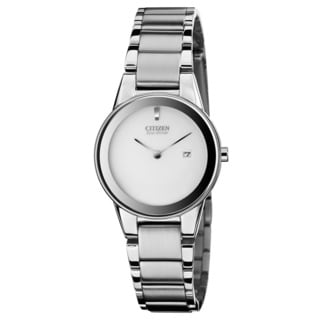 Citizen Women's 'Axiom' Stainless Steel Watch