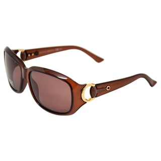 Gucci Women's Brown Fashion Sunglasses
