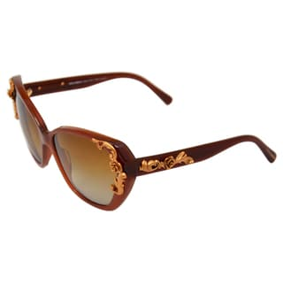 Dolce & Gabbana Women's Polarized Cat Eye Sunglasses