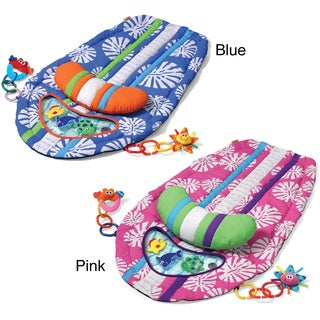 Infantino Surfboard Tummy Time Mat