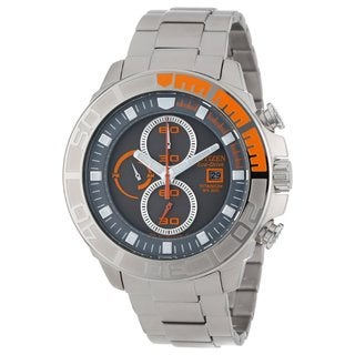 Citizen Men's Stainless Steel Titanium Watch
