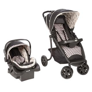 Safety 1st SleekRide Premier Travel System in ABC Toile
