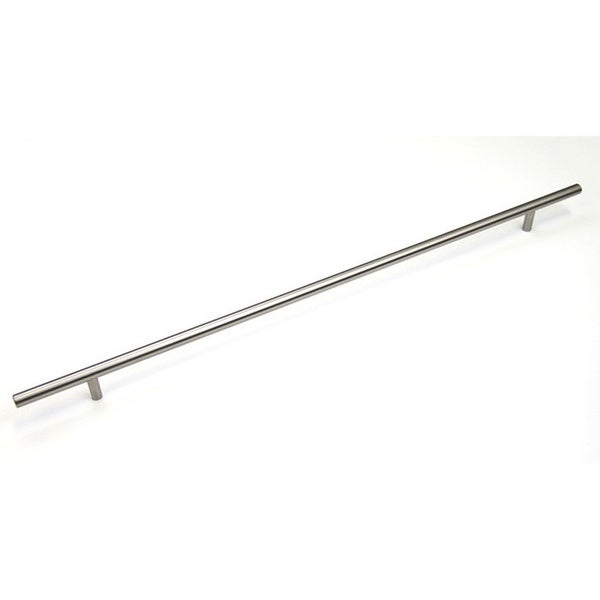 35 1/2-inch Solid Stainless Steel Cabinet Bar Pull Handles (Case of 5)