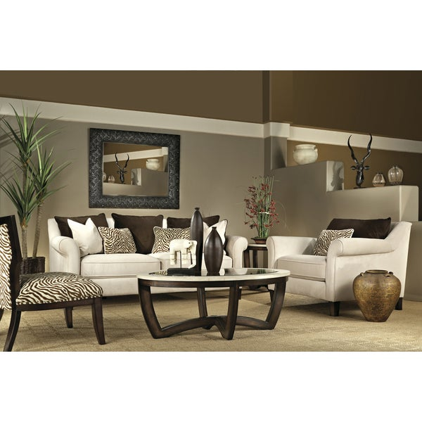 Overstock shopping big discounts on fairmont designs living room
