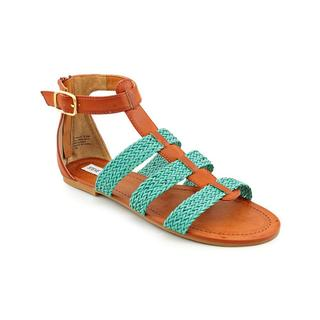 Steve Madden Women's 'P-Palet' Faux Leather Sandals