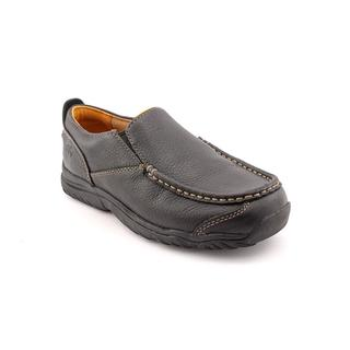 Timberland Boy (Youth) 'Carlsbad' Leather Casual Shoes (Size 3 )