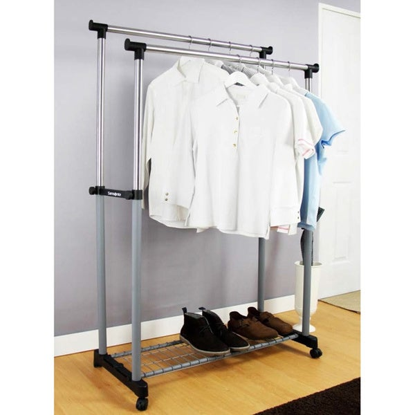 Samsonite Telescopic Rolling Rack