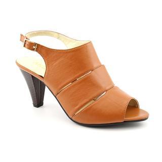 Andiamo Women's 'Lorelei' Synthetic Dress Shoes - Extra Wide (Size 5.5