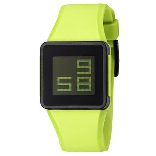 Nixon Men's 'The Newton Digital' Polycarbonate Watch