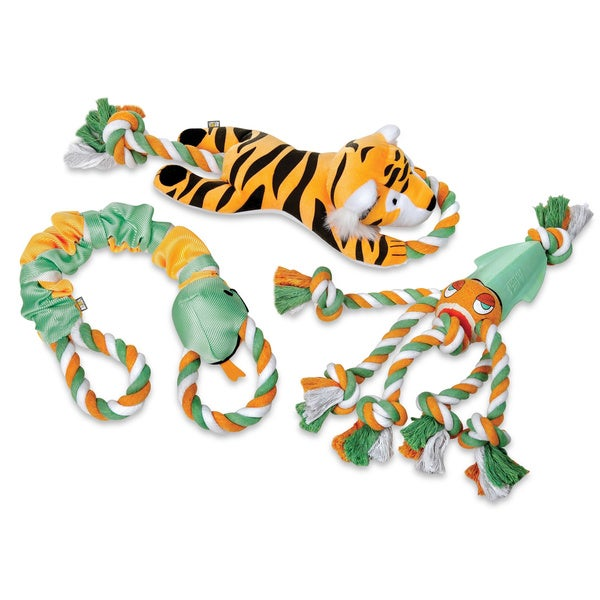 Animal Planet 3-pack Large Dog Toys
