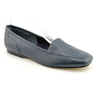 Enzo Angiolini Women's 'Liberty' Leather Casual Shoes - Wide (Size 7.5 )