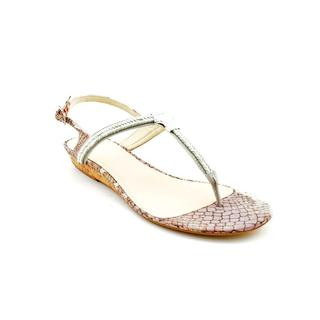 Calvin Klein Women's 'Braelyn' Man-Made Sandals (Size 9 )
