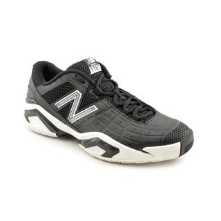 New Balance Women's 'WC1187' Leather Athletic Shoe - Wide (Size 9 )