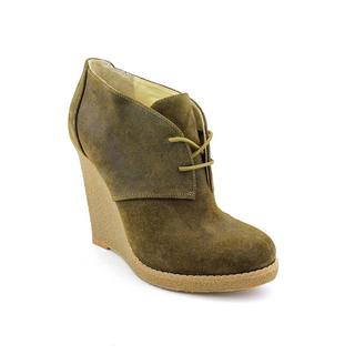 Enzo Angiolini Women's 'Flory' Regular Suede Boots (Size 10 )