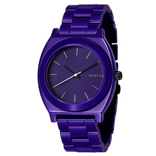 Nixon Men's 'The Time Teller' Polycarbonate Watch