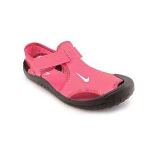 Nike Boy (Youth) 'Sunray Protect ' Man-Made Sandals (Size 2 )