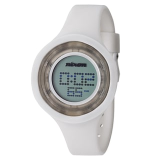 Nixon Women's 'The Widgi' Polycarbonate Alarm, Digital Chronograph Watch