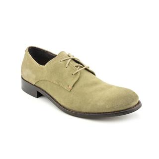 John Varvatos Men's 'F1891N1B-A12B' Regular Suede Dress Shoes (Size 7 )
