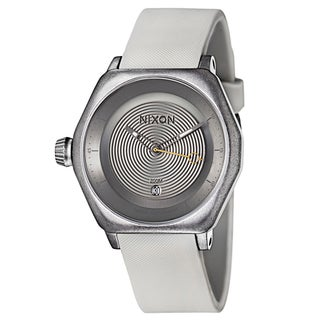 Nixon Men's 'The Decision' Antique Stainless Steel Watch