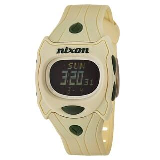 Nixon Men's 'The Juice' Polycarbonate Alarm, Digital Chronograph Watch