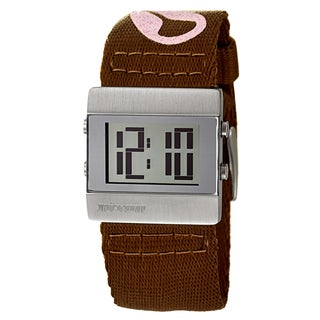 Nixon Women's 'The Compact' Stainless Steel Digital Watch