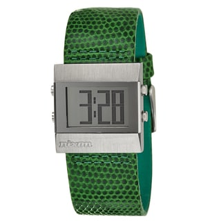 Nixon Women's 'The Compact L' Stainless Steel Digital Watch