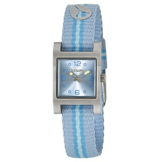 Nixon Women's 'The Prepstar' Blue Stainless Steel Watch