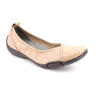 Auditions Women's 'Hillcrest' Leather Casual Shoes - Wide (Size 8 )