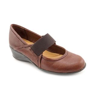 Naturalizer Women's 'Ande' Leather Casual Shoes - Wide