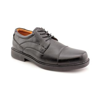 Freeman Free Flex Men's 'Cornell' Man-Made Dress Shoes - Wide (Size 8.5 )