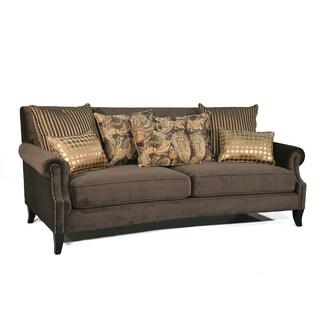 Fairmont Designs Made To Order New Orleans Espresso Sofa