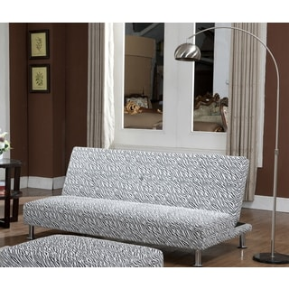 Klik-Klak Zebra Print Two-position Sofa