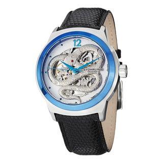Stuhrling Original Men's Serpent Automatic Water-resistant Strap Watch
