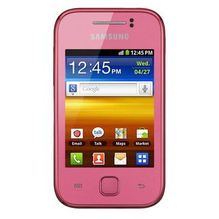 Samsung Galaxy Y GSM Unlocked Android Phone
