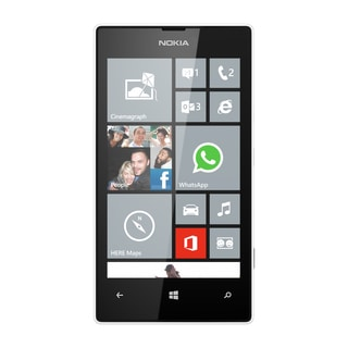 Nokia Lumia 520 GSM Unlocked Windows 8 OS Phone