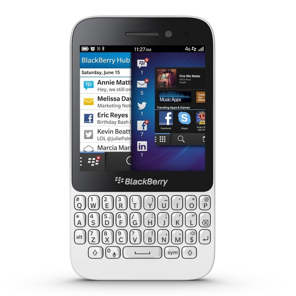 BlackBerry Q5 GSM Unlocked Cell Phone