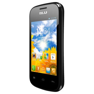 BLU Dash Junior D140 Unlocked GSM Dual-SIM Android Phone