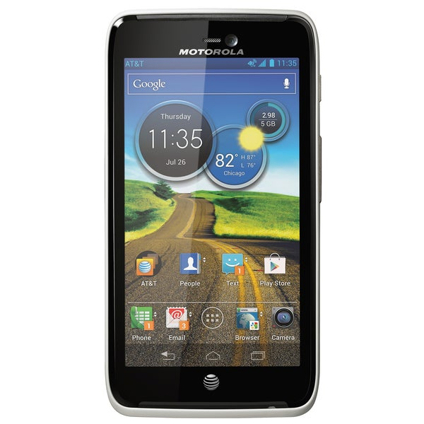 Motorola ATRIX HD 4G MB886 GSM Refurbished Unlocked Android Phone