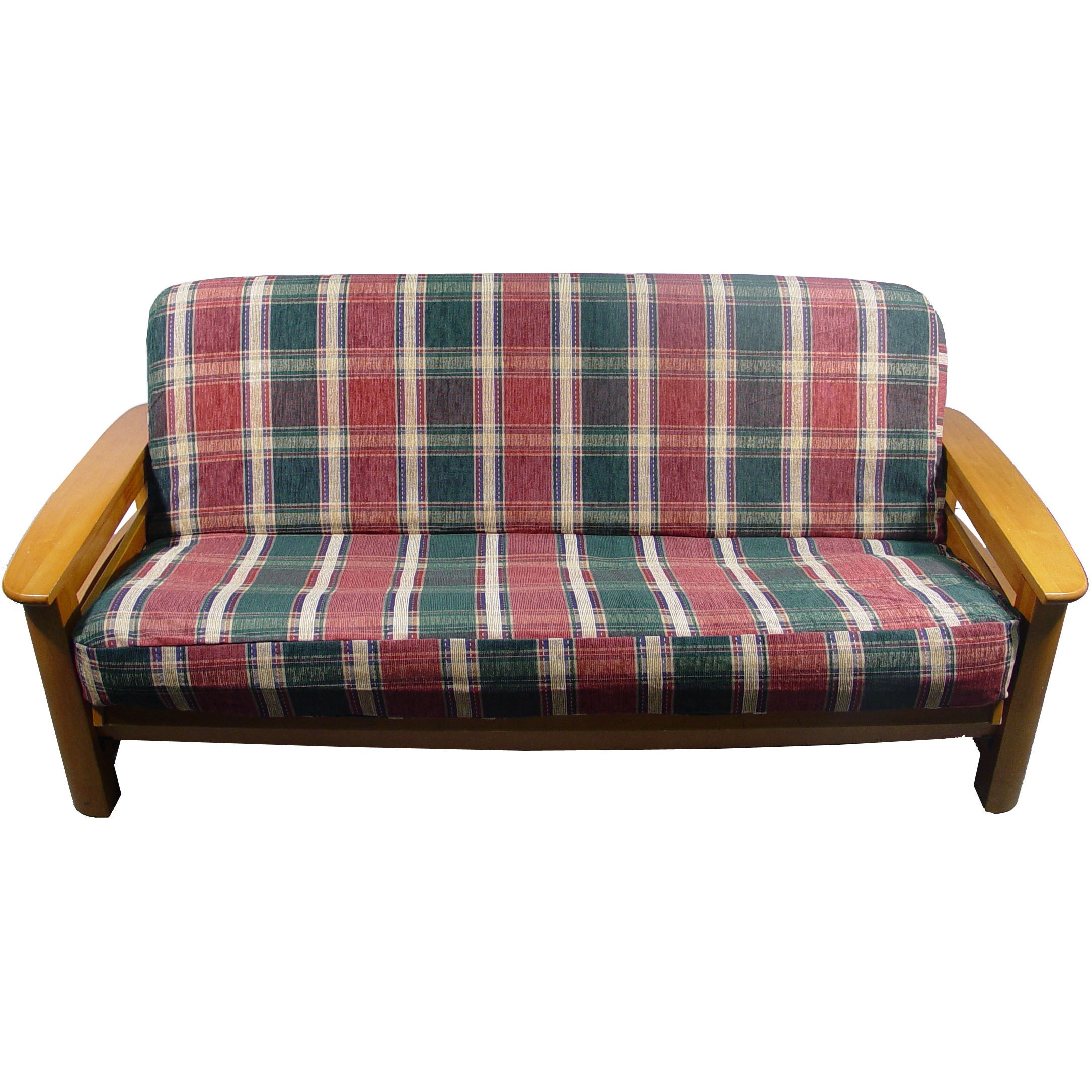 Lifestyle Covers New England Plaid Full Size Futon Cover at Sears.com