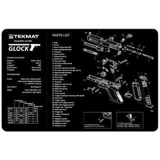 Tekmat Glock Handgun Mat 17-GLOCK